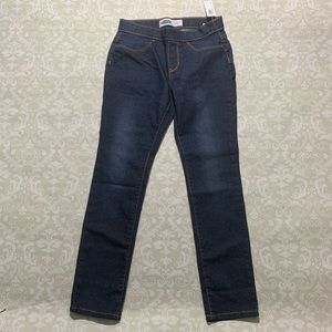 Old Navy skinny pull on jeggings size 10/12